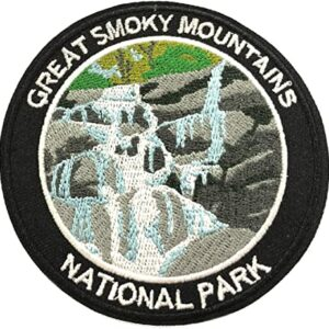 Great Smoky Mountains National Park Waterfall Patch