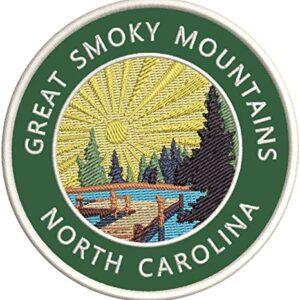 Great Smoky Mountains North Carolina Patch