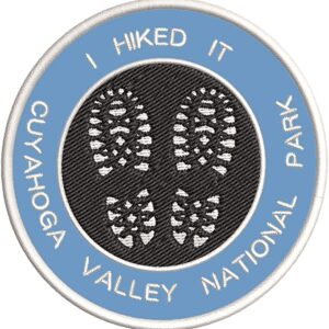 I Hiked Cuyahoga Valley National Park Patch