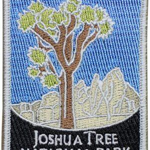 Joshua Tree National Park Blue Patch