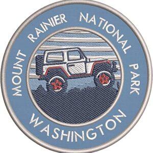 Mount Rainier National Park Washington Patch