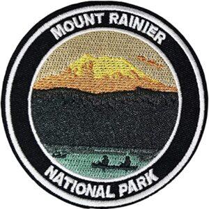 Mount Rainier Patch