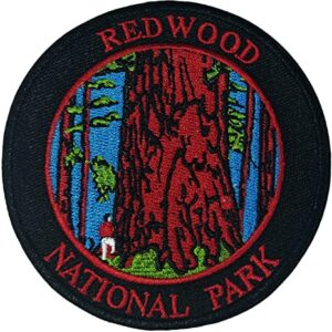 Redwood Forest National Park Patch
