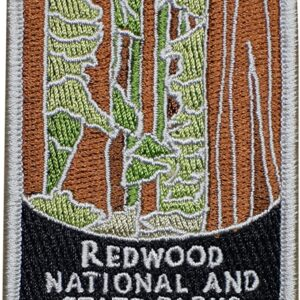 Redwood National Park Patch