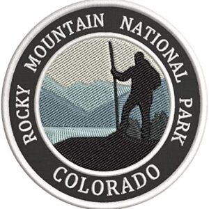 Rocky Mountain National Park Colorado Patch