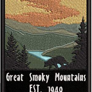 Sunrise Great Smoky Mountains Bear Patch