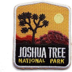 Sunset Joshua Tree National Park Patch