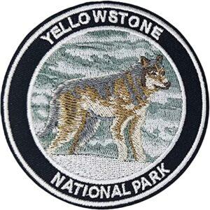 Yellowstone Wolf Patch
