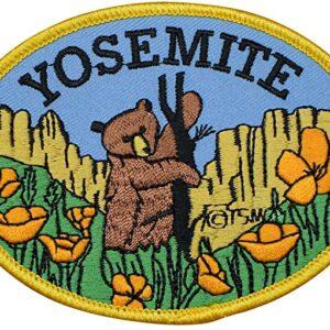 Yosemite Bear Cub Patch