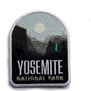 Yosemite California Patch