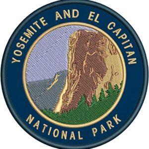 Yosemite El Capitan Patch