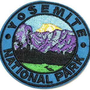 Yosemite National Park Blue Patch
