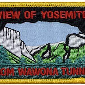 Yosemite Tunnel View Patch