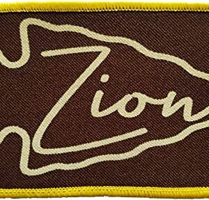 Zion Arrowhead Patch
