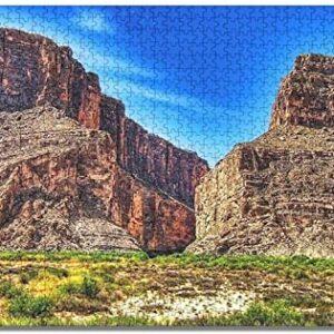 1000 Piece Big Bend National Park Puzzle