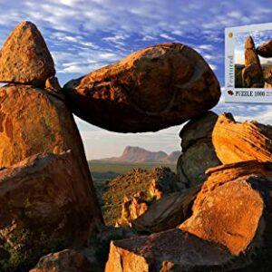 1000 Piece Big Bend National Park Texas Puzzle
