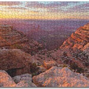 1000 Piece Canyonlands National Park Jigsaw Puzzle