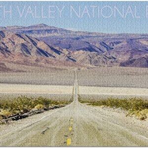 1000 Piece Death Valley National Park Jigsaw Puzzle
