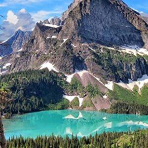 1000 Piece Glacier National Park Puzzle