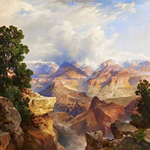 1000 Piece Grand Canyon Puzzle For Adults