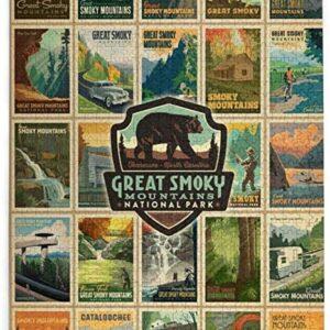 1000 Piece Great Smoky Mountains Jigsaw Puzzle