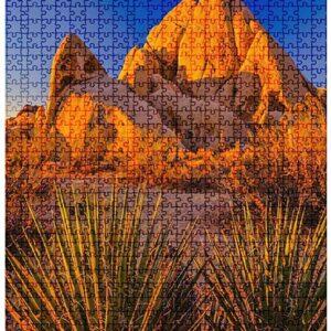 1000 Piece Joshua Tree National Park Rocks Puzzle