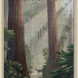 500 Piece Sequoia National Park Puzzle