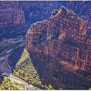 500 Piece Zion National Park Puzzle