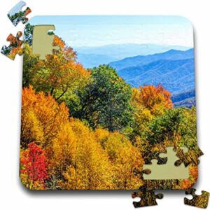 70 Piece Great Smoky Mountains National Park For Kids