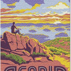 Acadia National Park 500 Piece Puzzle