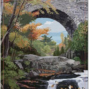Acadia National Park Bridge Puzzle