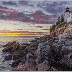 Acadia National Park Lighthouse Puzzle