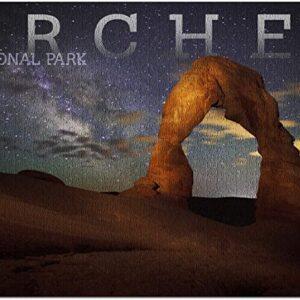 Arches National Park Puzzle