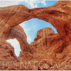 Arches National Park Utah Jigsaw Puzzle