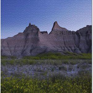 Badlands National Park Cedar Pass Puzzle