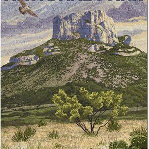 Big Bend National Park Casa Grande Puzzle