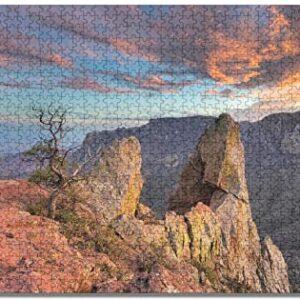 Big Bend National Park Jigsaw Puzzle