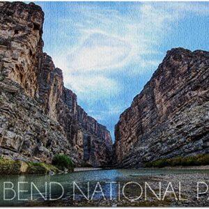 Big Bend National Park Rio Vista Puzzle