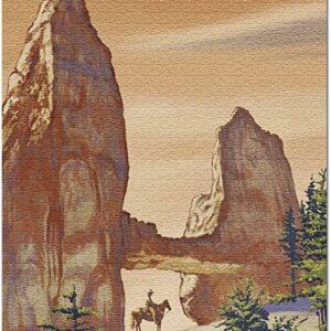 Bryce Canyon National Park Tower Bridge Puzzle