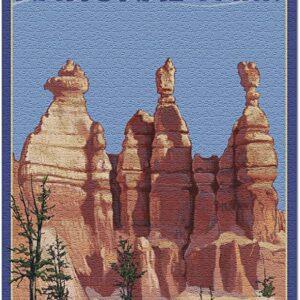 Bryce Canyon National Park Utah Vintage Puzzle