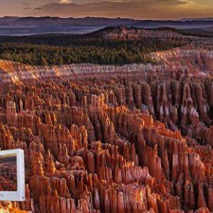 Bryce Canyon Utah Puzzle