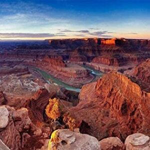 Canyonlands National Park Colorado River Puzzle