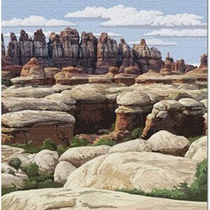 Canyonlands National Park Formations Puzzle