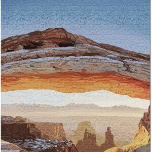 Canyonlands National Park Puzzle