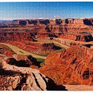 Canyonlands National Park Utah Colorado River Puzzle