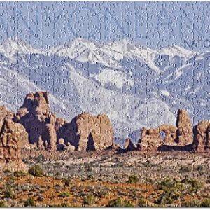 Canyonlands National Park Utah Winter Puzzle