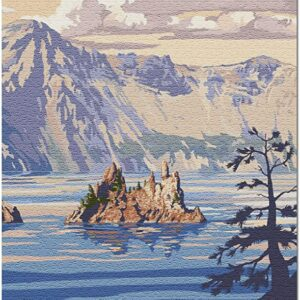 Crater Lake National Park Puzzle