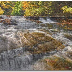 Cuyahoga Valley National Park Ohio Jigsaw Puzzle