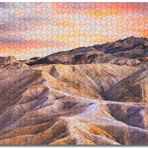 Death Valley National Park Puzzle