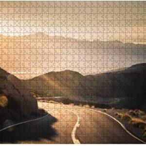 Death Valley National Park Sunrise Puzzle